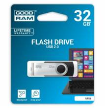 Goodram 32GB UTS2 USB 2.0 pendrive - fekete