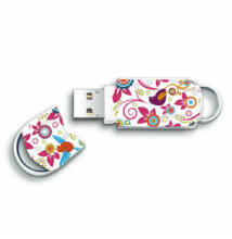 Integral Xpression 16GB USB 2.0 Pendrive - Madár