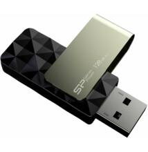 Silicon Power 128GB Blaze Pendrive B30 [USB 3.0] Fekete