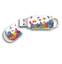 Integral Xpression 16GB USB 2.0 Pendrive - Puzzle