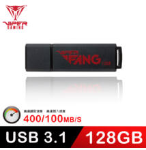 Patriot Viper Fang Gaming 128GB [USB 3.1 | 400/100 MBps]