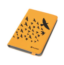 Platinet Etui Na Tablet 7-7,85 Tok - Nature Birds-Orange - Pto78Nbo