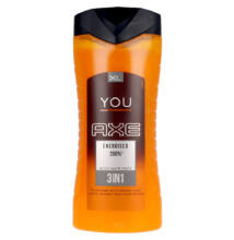 Axe You Energised 200% 3in1 tusfürdő 250ml