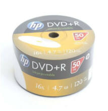 HP DVD+R 4.7GB 16x Printable White SP (50)
