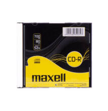 Maxell CD-R 52x 700MB Slim Case