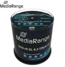 MediaRange DVD+R 8x 8.5GB DL Cake (100) /MR470/