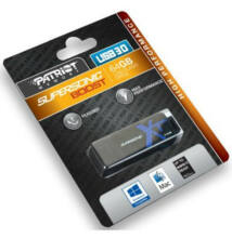 Patriot 64GB Supersonic XT Boost USB 3.0 (Max 150MB/s) USB memória PEF64GSBUSB