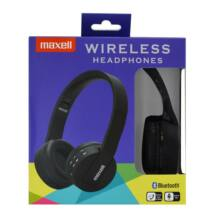 Maxell Headphone Bluetooth Bt800 Black