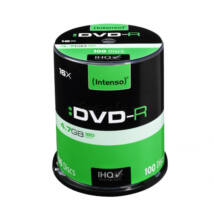 Intenso DVD-R 4.7GB. 16x Speed Cake 100