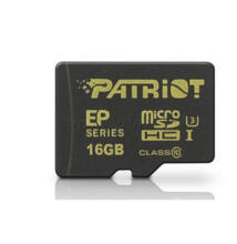Patriot Memory Card MircoSDHC 16GB Class 10 U3 PEF16GEMCSHC10