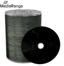 MediaRange CD-R 52X Black Shrink (100) /MR285/