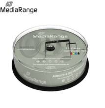 MediaRange CD-R 52X Audio Inkjet Fullprintable Cake (25) /MR224/