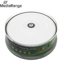 MediaRange DVD-R 16X Printable Cake (25) /MR407/