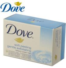 Dove szappan Soft Exfoliating 100g
