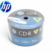HP CD-R 700MB 52X SP (50)
