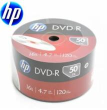 HP DVD-R 4.7GB 16X SP (50)