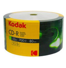 Kodak CD-R 700MB 52X SP 50