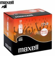 Maxell CD-R 52x Music Audio XL II 80 Jewel Case (1)