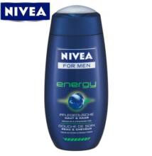 Nivea tusfürdő For Men Energy 250ml