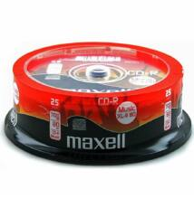 Maxell CD-R 52x Music Audio XL II 80 Cake (25)