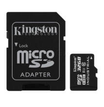 Kingston 32GB microSDHC UHS-I Class 10 Industrial Temp Card + adapter. SDCIT/32GB