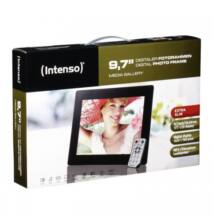 Intenso Digital Photo Frame 9,7 Media Gallery