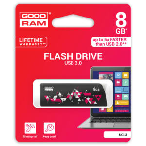 Goodram 8GB UCL3 USB 3.0 Pendrive