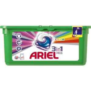 Ariel Color 3In1 Mosókapszula 28Db