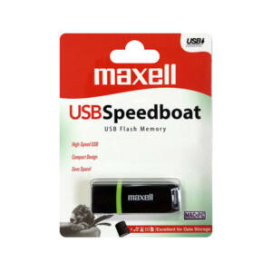 Maxell Speedboat 16GB Pendrive USB 2.0 - 855009.00.TW