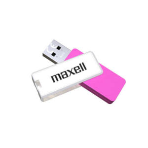 Maxell Typhoon 32GB Pendrive USB 2.0 Pink