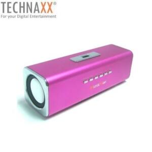 !! MusicMan MA Soundstation pink. TECHNAXX